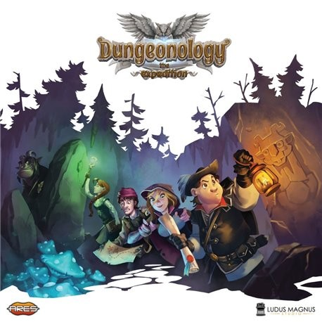 Dungeonology: La expedición
