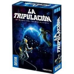 La Tripulacion: En Busca Del Noveno Planeta