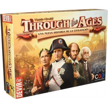 Through the Ages: Una Nueva Historia de la Civilización (Segunda edición)