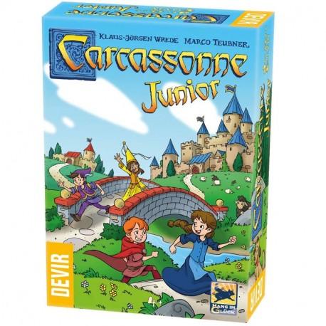 Carcassonne Junior. Nueva edición 2020