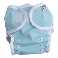Cobertor Bambinex Talla Única Azul Pastel