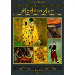 Modern Art. Arrakis Games (Castellano)