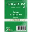 Fundas Ocean PREMIUM (63,5x88mm) - 55 Uds. ZACATRUS
