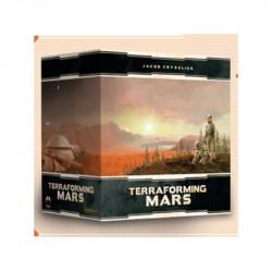 TERRAFORMING MARS: CAJA DE COMPONENTES DELUXE + PROMO