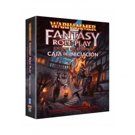 Warhammer Juego de Rol de Fantasía: Caja de iniciación