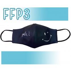 Mascarillas Reutilizables Triple Capa FFP3 - Pico de Pato Smile