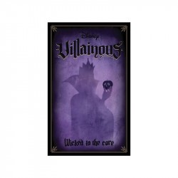 Disney Villainous: Wicked to the Core (Castellano)