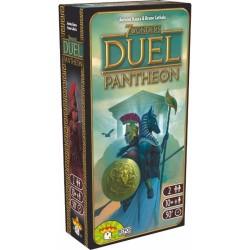 7 Wonders: Duel Pantheon (Expansión)