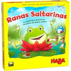 Ranas Saltarinas. HABA
