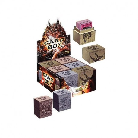 Deck Box Dragon heavy solid deluxe