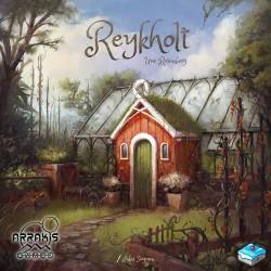 Reykholt + Pegatina