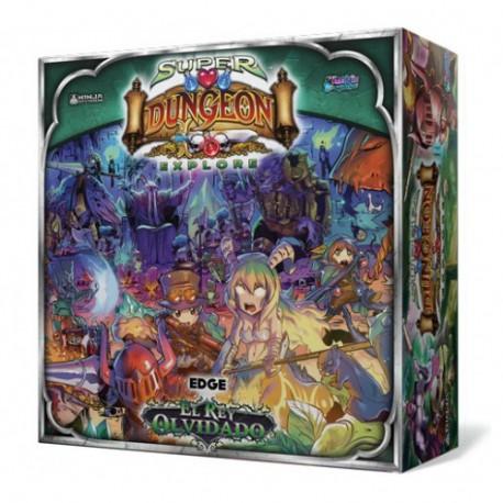 Super Dungeon Explore: El Rey Olvidado (RESERVA)