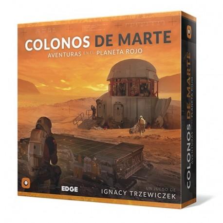 Colonos de Marte: Aventuras en el Planeta Rojo