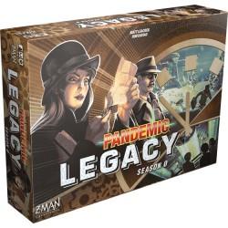 Pandemic Legacy: Temporada 0
