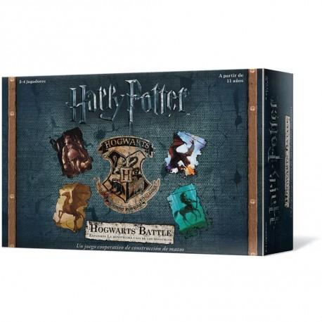 Harry Potter: Hogwarts Battle – La monstruosa caja de monstruos