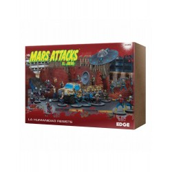 Mars Attacks: La humanidad resiste (RESERVA)