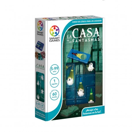 Cazafantasmas. Smart Games