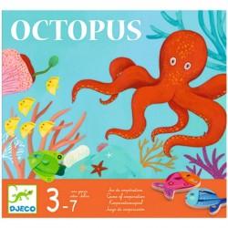 Juego Octopus. DJECO