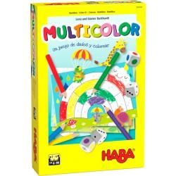 Multicolor. HABA