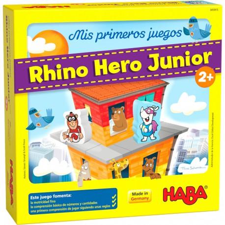 Rhino Hero Junior. HABA (RESERVA)