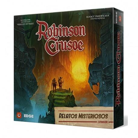 Robinson Crusoe – Relatos Misteriosos (RESERVA)