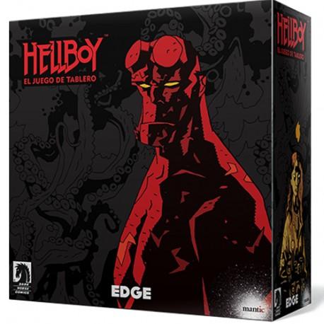 Hellboy: El juego de tablero (RESERÑA)