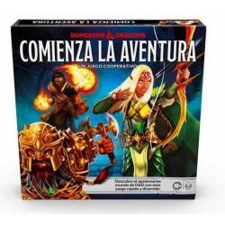 Dungeons & Dragons: Comienza la aventura (RESERVA)