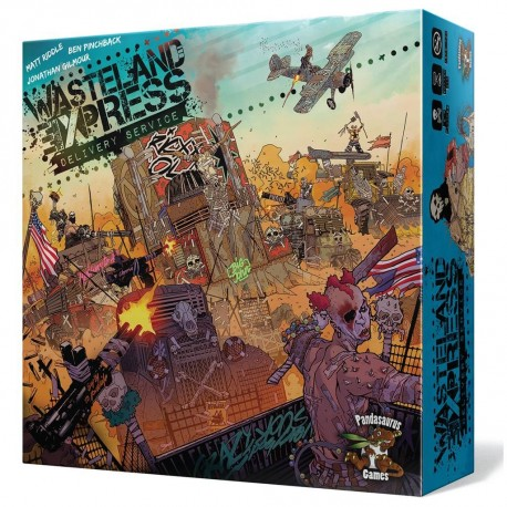Wasteland Express Delivery Service (RESERVA)