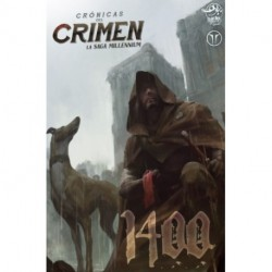 Crónicas del Crimen: 1400 (ESPAÑOL) (PRE-VENTA)