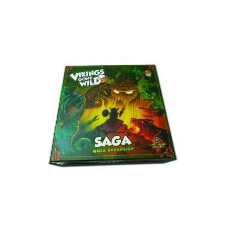 Vikings gone wild: Mega expansion