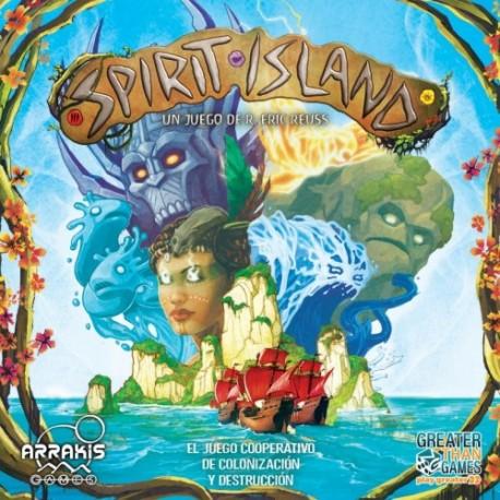 Spirit Island PRE-VENTA