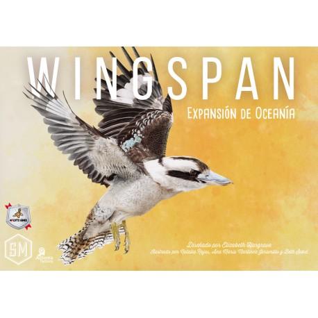 Wingspan: Expansión Oceanía (PRE-VENTA)