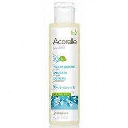 Aceite de masaje relajante bebé Acorelle