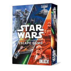Unlock! Star Wars Escape Game (RESERVA)
