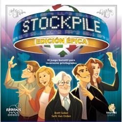 Stockpile: Edición Épica (PRE-VENTA)