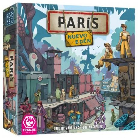Paris: Nuevo Edén (PRE-VENTA)