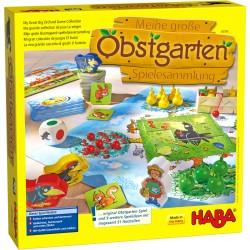 Mi gran colección de juegos: El Frutal. HABA