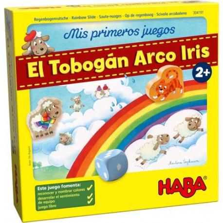 El Tobogán Arco Iris. HABA