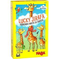 Lucky Jirafa. HABA