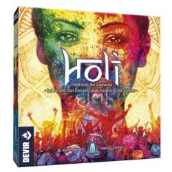 Holi: Festival de Colores (RESERVA)