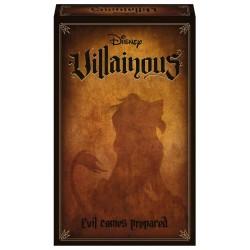 Disney Villainous: Evil Comes Prepared (CASTELLANO)