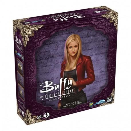 Buffy Cazavampiros: el Juego de Mesa