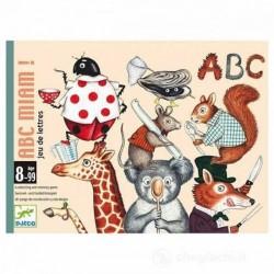 Cartas ABC Miam. DJECO