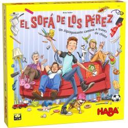 El Sofá de los Pérez. HABA
