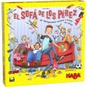 El Sofá de los Pérez. HABA (CAJA CON GOLPE)