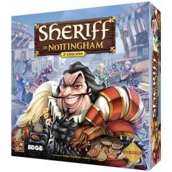 El Sheriff de Nottingham: Segunda Edición
