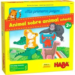 Mis primeros juegos – Animal sobre animal Infantil. HABA