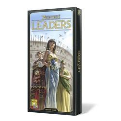 7 Wonders: Leaders Nueva Edición