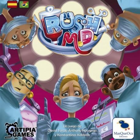 Rush M.D. (RESERVA)