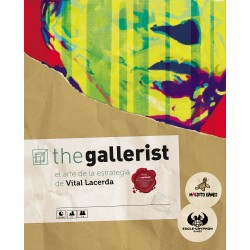 The Gallerist (PRE-VENTA) Castellano